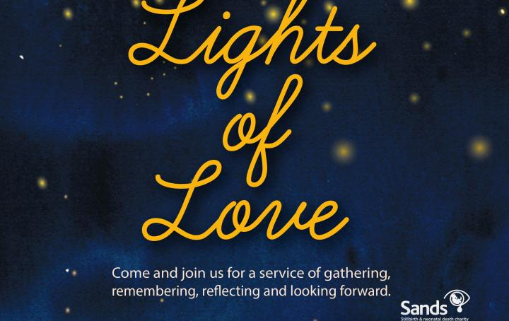 Beds Sands Lights of Love Poster